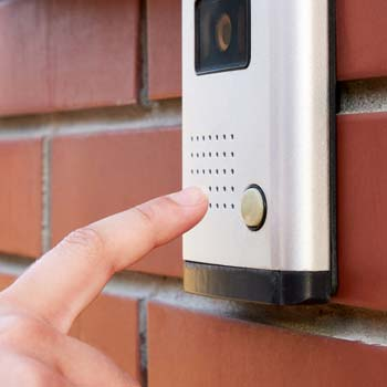 home doorbell camera monitor systems